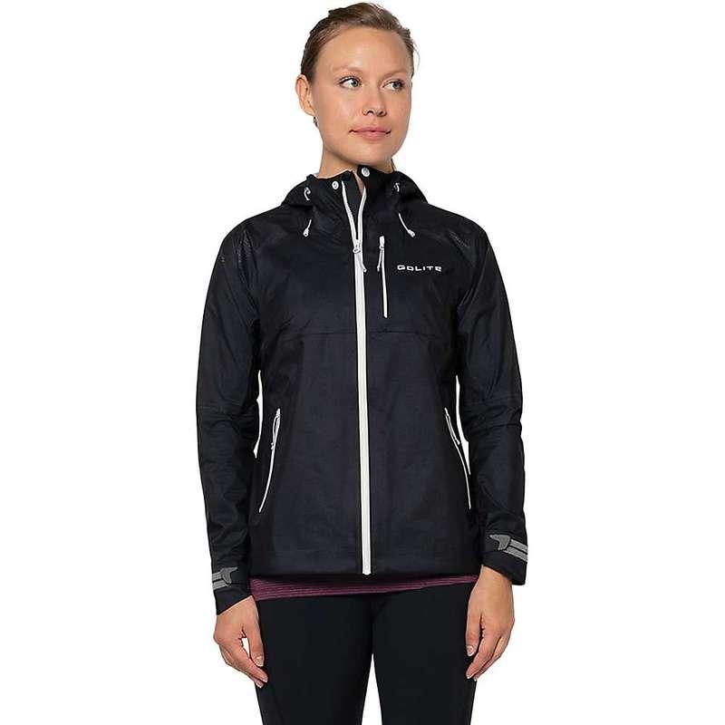 ゴーライト レディース ジャケット・ブルゾン アウター GoLite Women's Pinnacle Pro Jacket Black