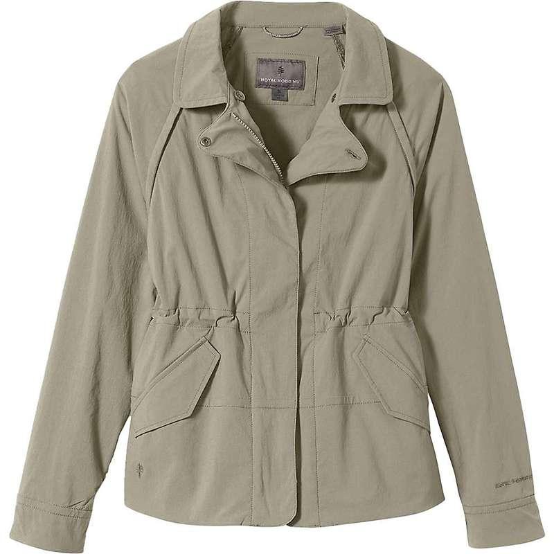 ロイヤルロビンズ レディース ジャケット・ブルゾン アウター Royal Robbins Women's Discovery Convertible Jacket II Sandstone