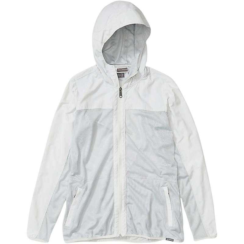 エクスオフィシオ レディース ジャケット・ブルゾン アウター ExOfficio Women's BugsAway Damselfly Jacket Platinum