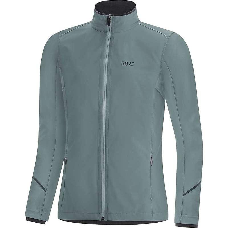 ゴアウェア レディース ジャケット・ブルゾン アウター Gore Wear Women's R3 GTX Infinium Partial Jacket Nordic Blue