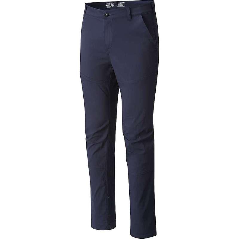 マウンテンハードウェア メンズ カジュアルパンツ ボトムス Mountain Hardwear Men's Hardwear AP Pant Dark Zinc