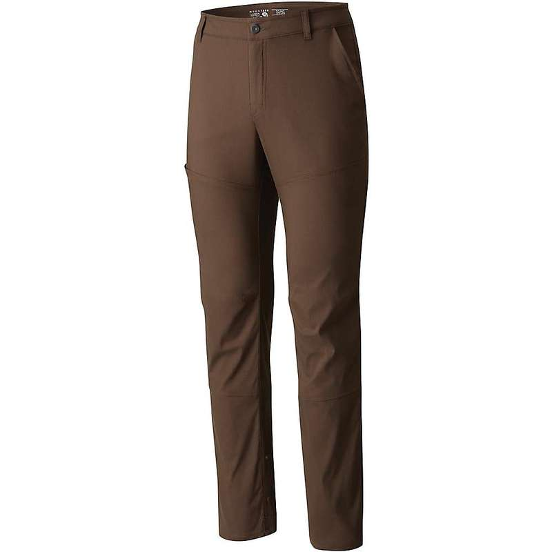 マウンテンハードウェア メンズ カジュアルパンツ ボトムス Mountain Hardwear Men's Hardwear AP Pant Tundra