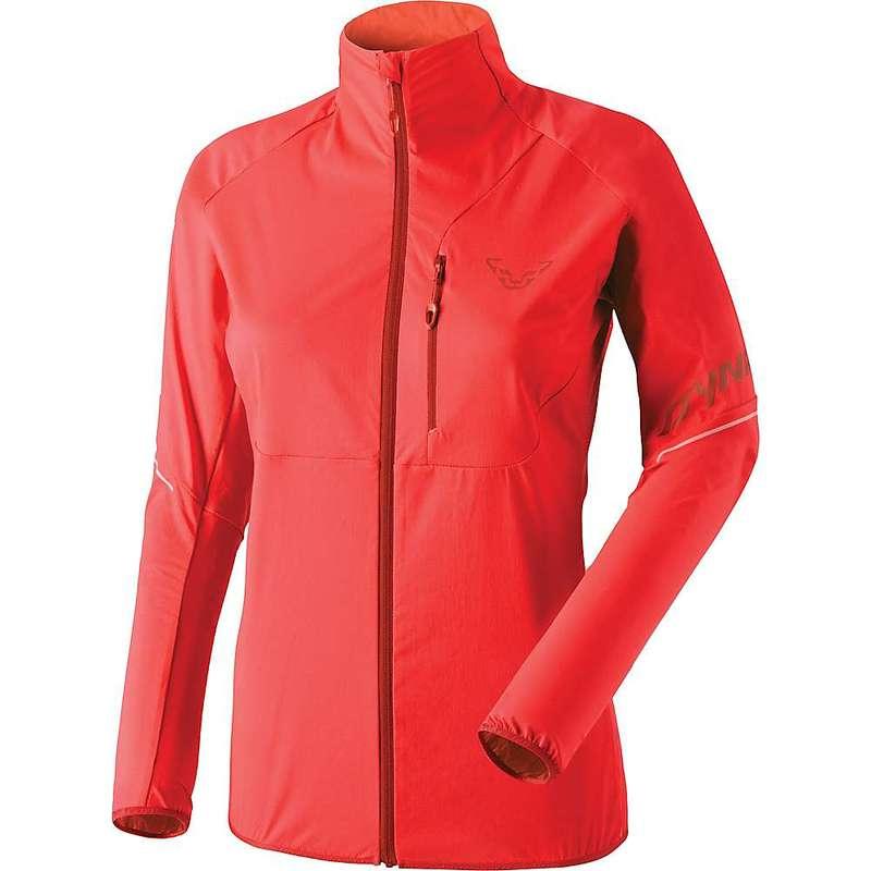 ダイナフィット レディース ジャケット・ブルゾン アウター Dynafit Women's Alpine Wind Jacket Fluo Coral