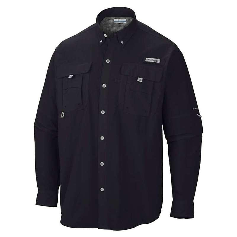 コロンビア メンズ シャツ トップス Columbia Men's Bahama II LS Shirt Black