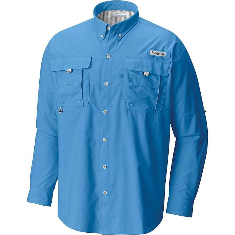 コロンビア メンズ シャツ トップス Columbia Men's Bahama II LS Shirt Yacht