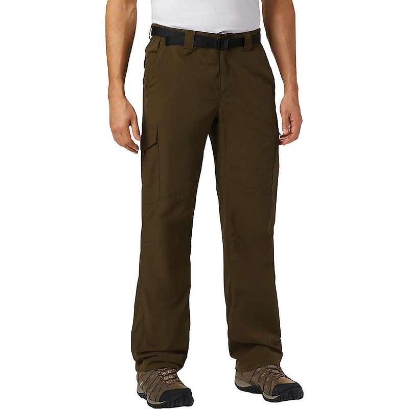 コロンビア メンズ カジュアルパンツ ボトムス Columbia Men's Silver Ridge Cargo Pant Olive Green