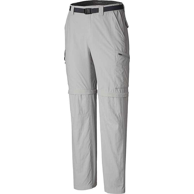 コロンビア メンズ カジュアルパンツ ボトムス Columbia Men's Silver Ridge Convertible Pant Cool Grey