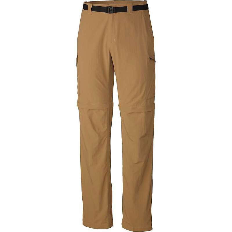 コロンビア メンズ カジュアルパンツ ボトムス Columbia Men's Silver Ridge Convertible Pant Delta