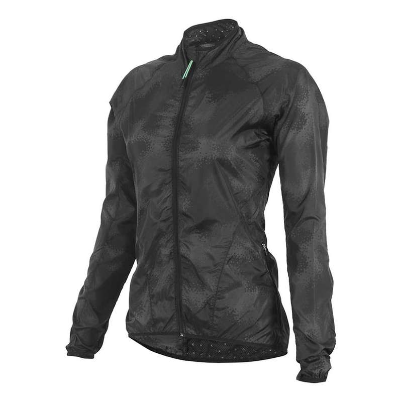 シービースト レディース ジャケット・ブルゾン アウター Shebeest Women's Veneer Jacket Black / Camo