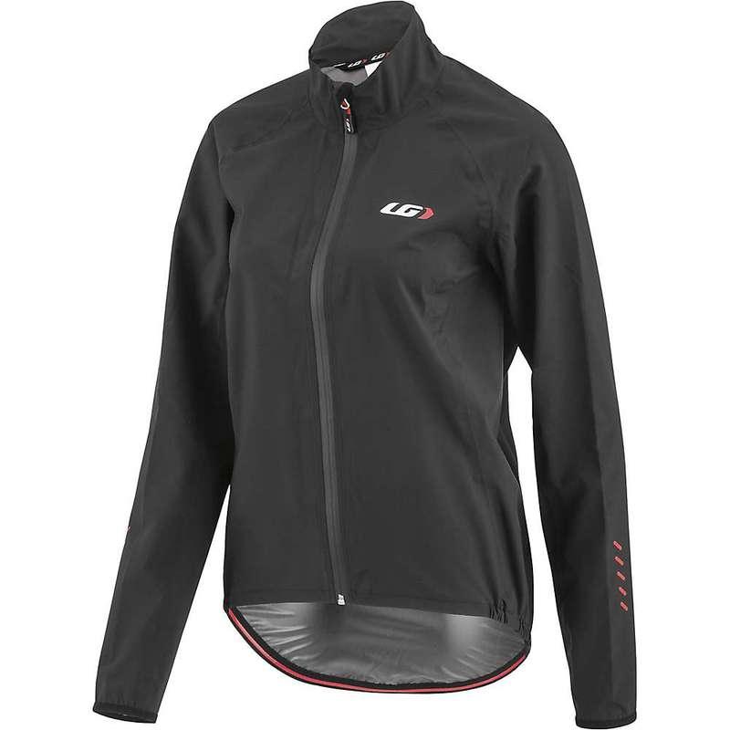 イルスガーナー レディース ジャケット・ブルゾン アウター Louis Garneau Women's Granfondo 2 Jacket Black