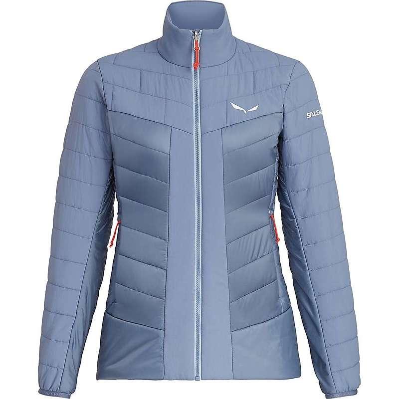 サレワ レディース ジャケット・ブルゾン アウター Salewa Women's Puez TW CLT Jacket Flint Stone