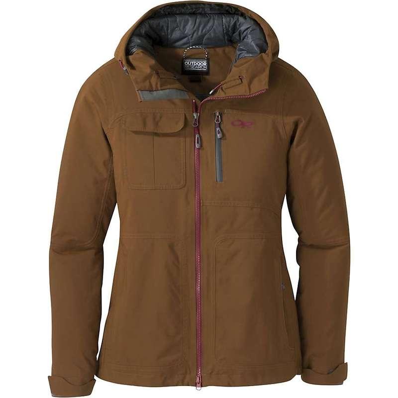 アウトドアリサーチ レディース ジャケット・ブルゾン アウター Outdoor Research Women's Blackpowder II Jacket Saddle