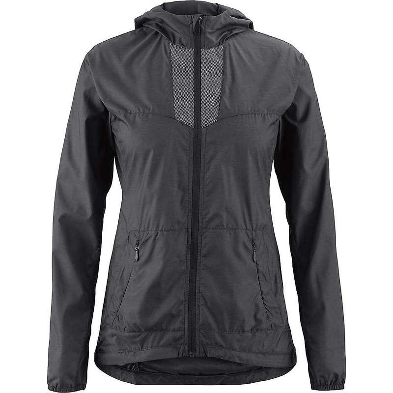 イルスガーナー レディース ジャケット・ブルゾン アウター Louis Garneau Women's Modesto Hoodie Jacket Asphalt