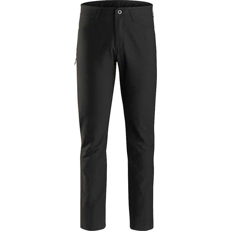 アークテリクス メンズ カジュアルパンツ ボトムス Arcteryx Men's Creston Pant Black