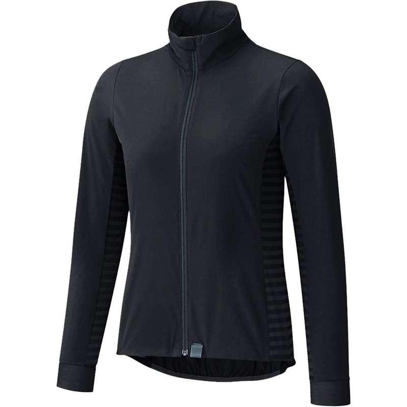 シマノ レディース ジャケット・ブルゾン アウター Shimano Women's Sumire Windbreak Jacket Black