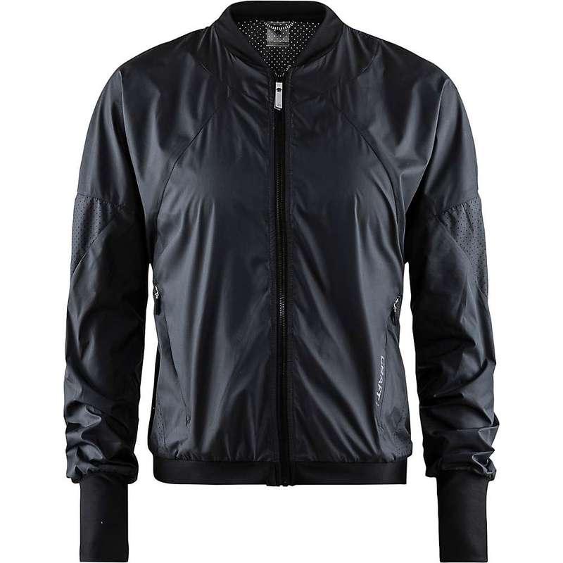 クラフトスポーツウェア レディース ジャケット・ブルゾン アウター Craft Women's Charge Jacket Black