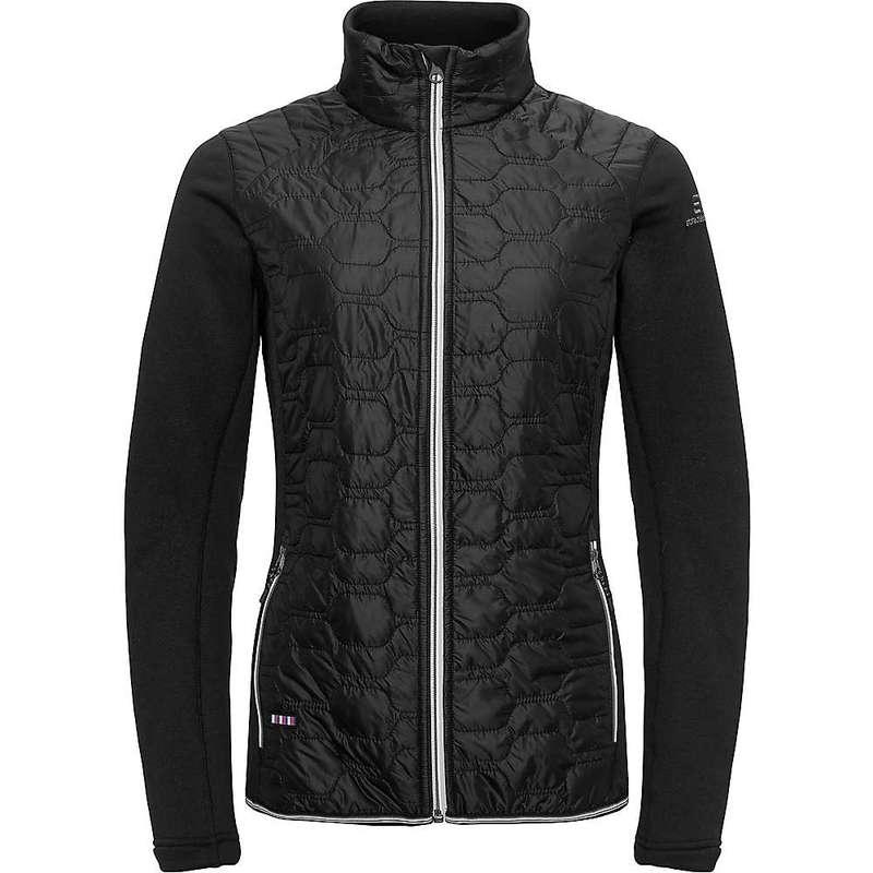 エレべネート レディース ジャケット・ブルゾン アウター Elevenate Women's Fusion Jacket Black