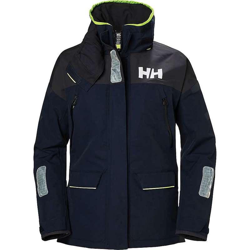 レディース Hansen Jacket Offshore ヘリーハンセン Navy Women's Helly Skagen アウター ジャケット・ブルゾン