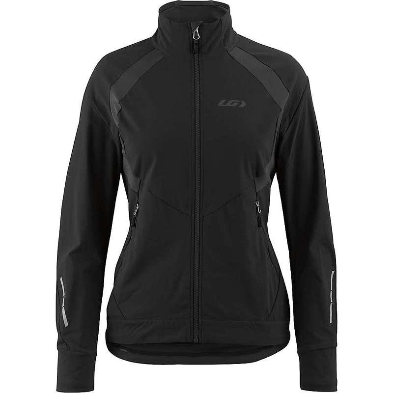 イルスガーナー レディース ジャケット・ブルゾン アウター Louis Garneau Women's Dualistic Jacket Black