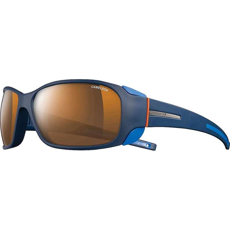 ジュルボ メンズ サングラス・アイウェア アクセサリー Julbo Montebianco Sunglasses Blue/Orange/Cameleon