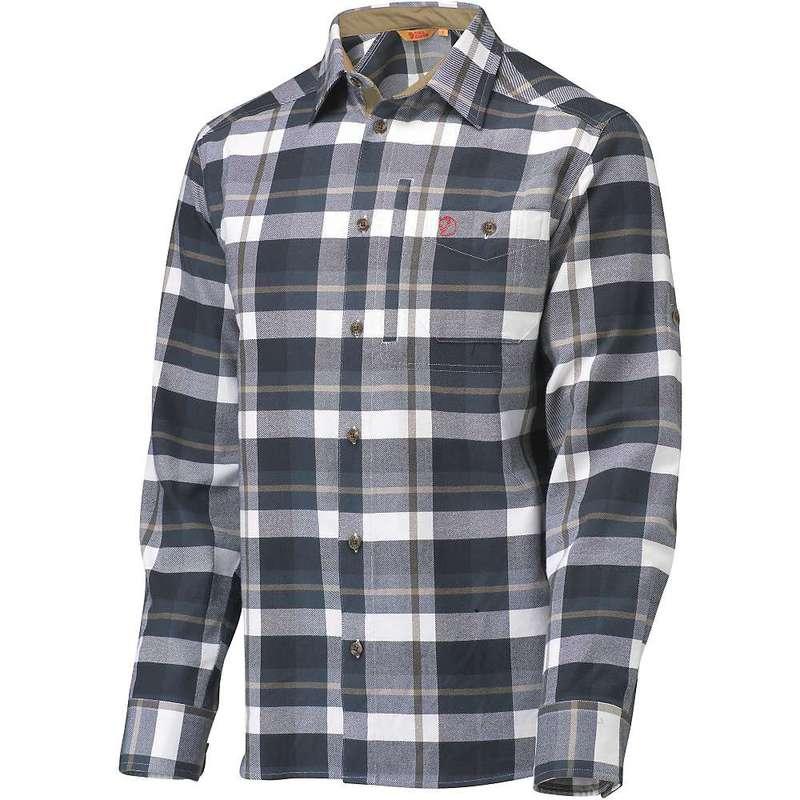 フェールラーベン メンズ シャツ トップス Fjallraven Men's Fjallglim Shirt Dark Blue