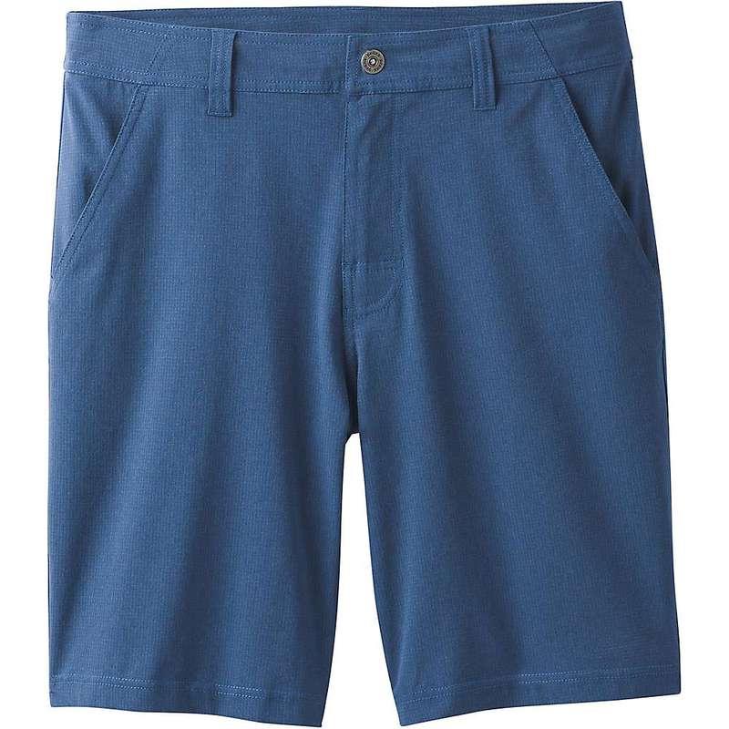 プラーナ メンズ ハーフパンツ・ショーツ ボトムス Prana Men's Hybridizer Short Equinox Blue