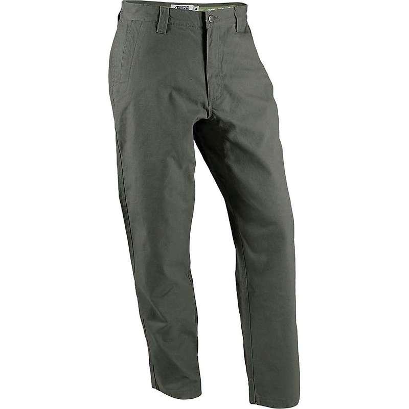 マウンテンカーキス メンズ カジュアルパンツ ボトムス Mountain Khakis Men's Original Mountain Slim Fit Pant Kelp