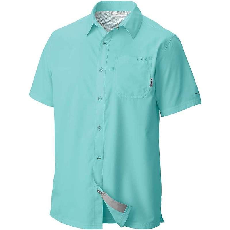 コロンビア メンズ シャツ トップス Columbia Men's Slack Tide Camp Shirt Gulf Stream