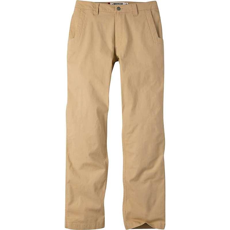 マウンテンカーキス メンズ カジュアルパンツ ボトムス Mountain Khakis Men's All Mountain Slim Fit Pant Yellowstone