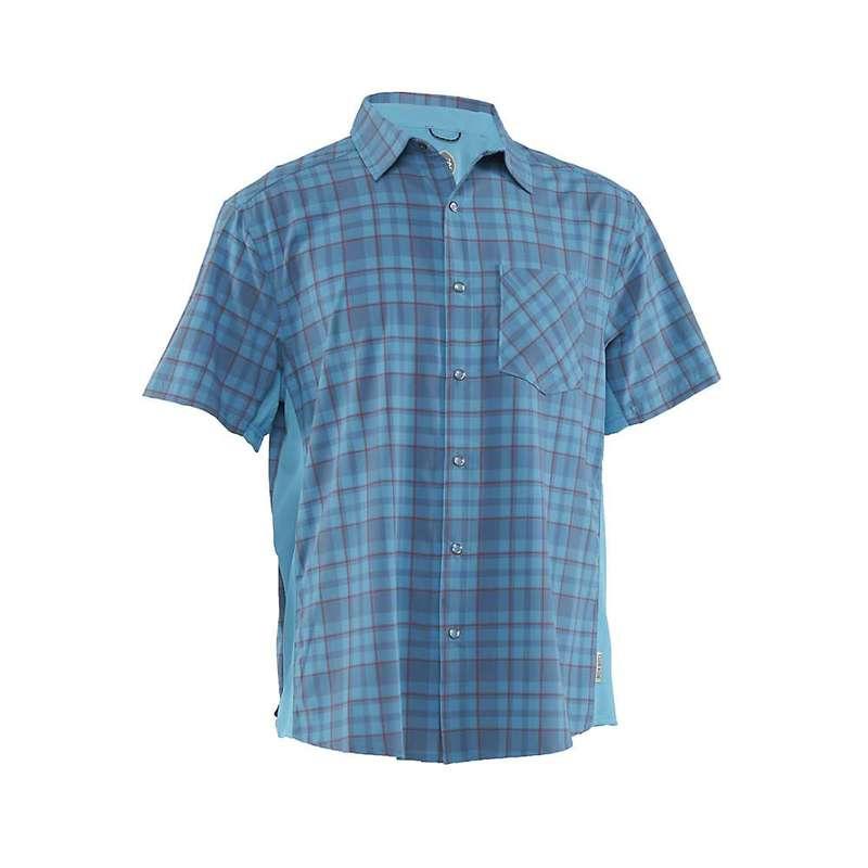 クラブライド メンズ シャツ トップス Club Ride Men's Detour Shirt Seaport