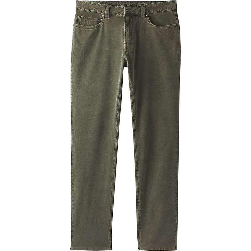 プラーナ メンズ カジュアルパンツ ボトムス Prana Men's Sustainer Cord Pant Cargo Green