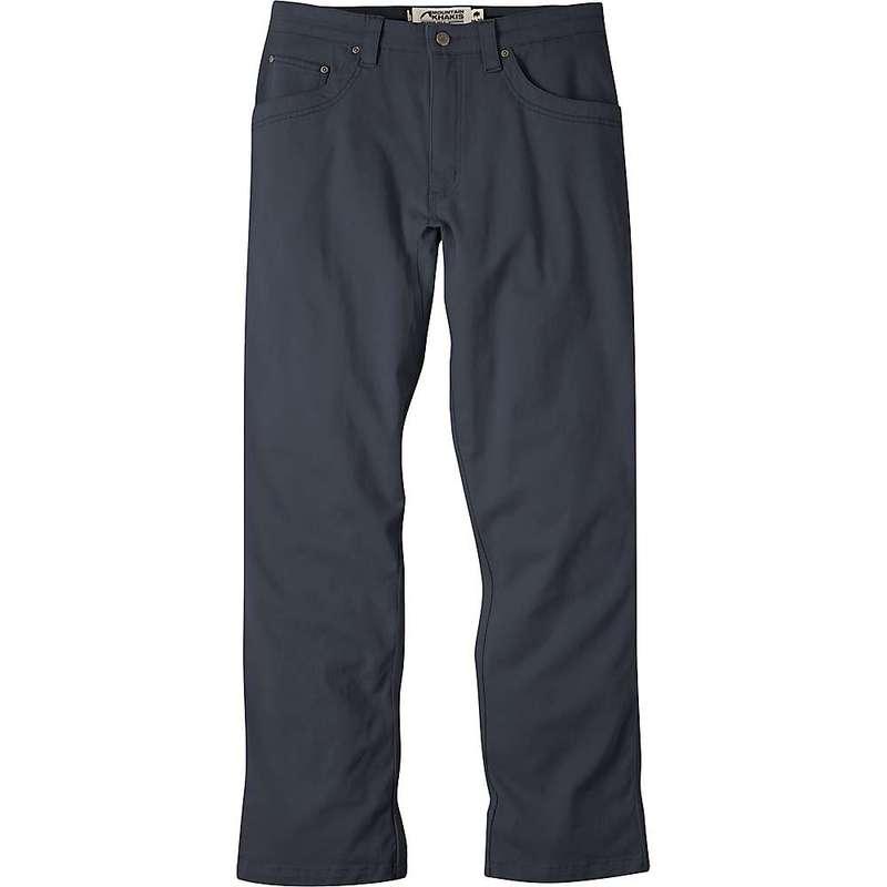 マウンテンカーキス メンズ カジュアルパンツ ボトムス Mountain Khakis Men's Camber 103 Pant Navy