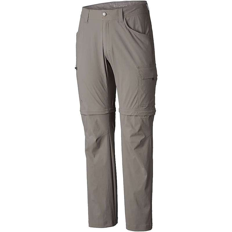 コロンビア メンズ カジュアルパンツ ボトムス Columbia Men's Silver Ridge II Stretch Convertible Pant Boulder