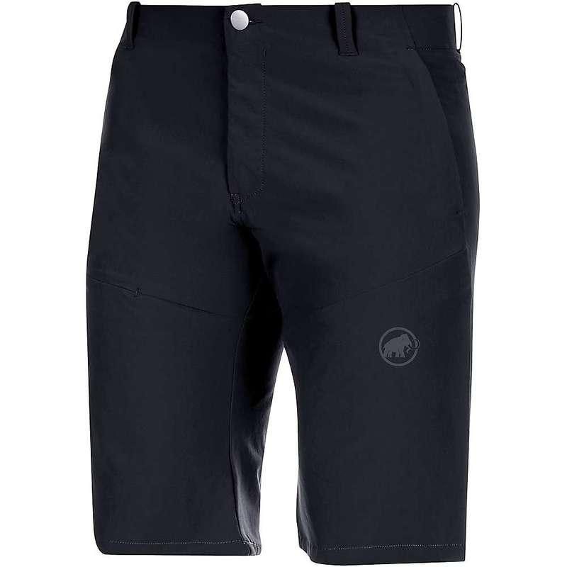 マムート メンズ ハーフパンツ・ショーツ ボトムス Mammut Men's Runbold Short Black