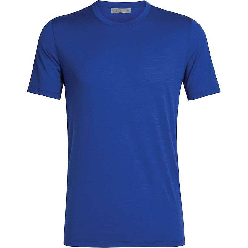 アイスブレーカー メンズ Tシャツ トップス Icebreaker Men's Tech Lite SS Crewe Surf