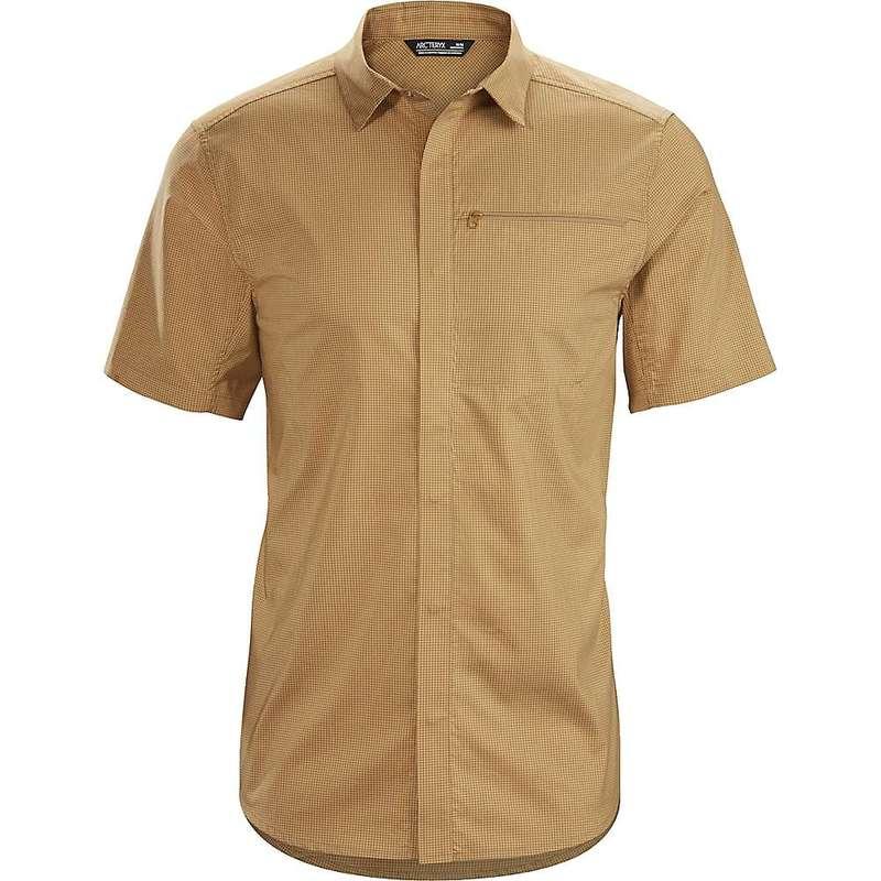 アークテリクス メンズ シャツ トップス Arcteryx Men's Kaslo SS Shirt Mutu