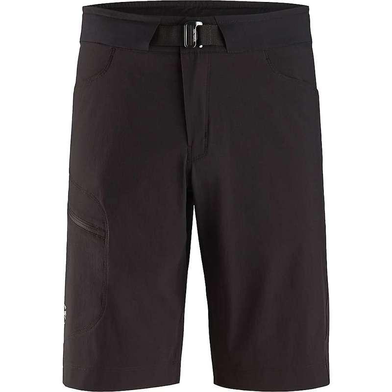 アークテリクス メンズ ハーフパンツ・ショーツ ボトムス Arcteryx Men's Lefroy 11 Inch Short Black