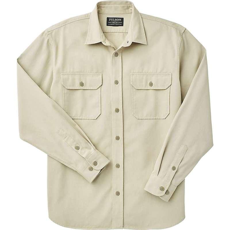 フィルソン メンズ シャツ トップス Filson Men's Chino Twill Shirt Twine
