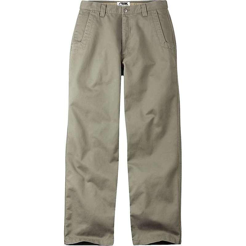 マウンテンカーキス メンズ カジュアルパンツ ボトムス Mountain Khakis Men's Teton Twill Pant Slim Fit Olive
