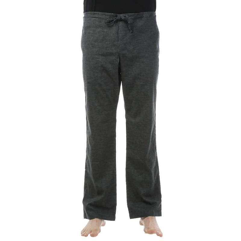 プラーナ メンズ カジュアルパンツ ボトムス Prana Men's Sutra Pant Black