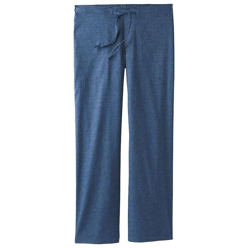 プラーナ メンズ カジュアルパンツ ボトムス Prana Men's Sutra Pant Equinox Blue