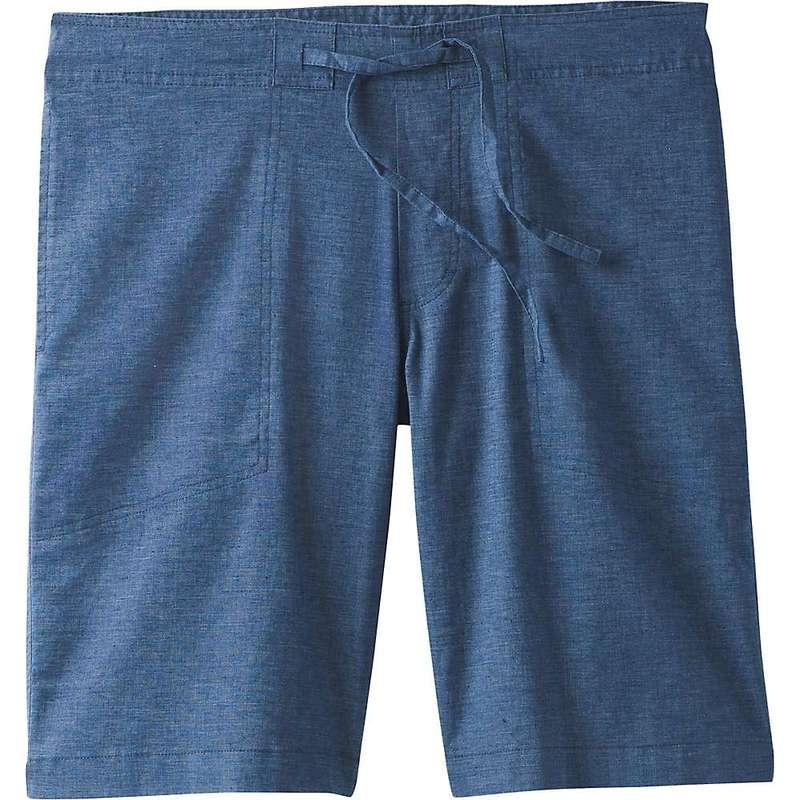 プラーナ メンズ ハーフパンツ・ショーツ ボトムス Prana Men's Sutra Short Equinox Blue