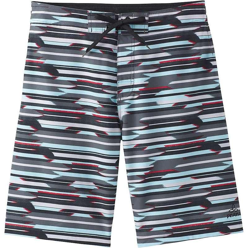 プラーナ メンズ ハーフパンツ・ショーツ ボトムス Prana Men's Sediment Short Aquamarine Playa