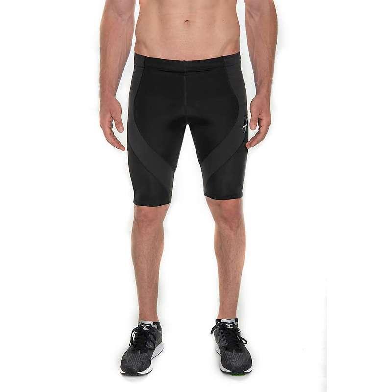 CW-X メンズ ハーフパンツ・ショーツ ボトムス CW-X Men's Endurance Pro Shorts Black