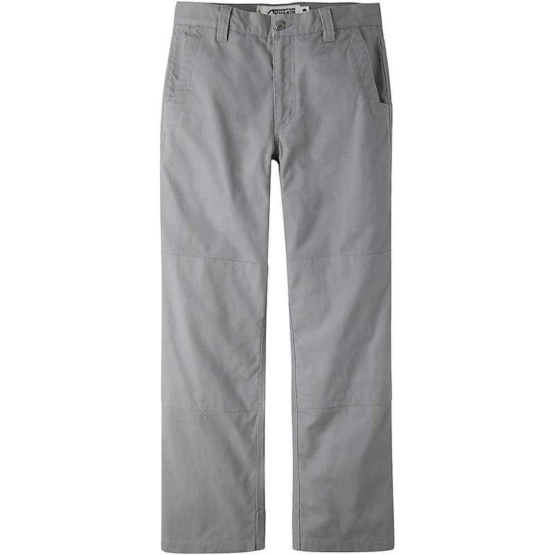 マウンテンカーキス メンズ カジュアルパンツ ボトムス Mountain Khakis Men's Alpine Utility Slim Fit Pant Gunmetal