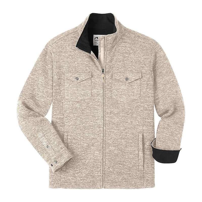 マウンテンカーキス メンズ ニット・セーター アウター Mountain Khakis Men's Old Faithful Sweater Oatmeal