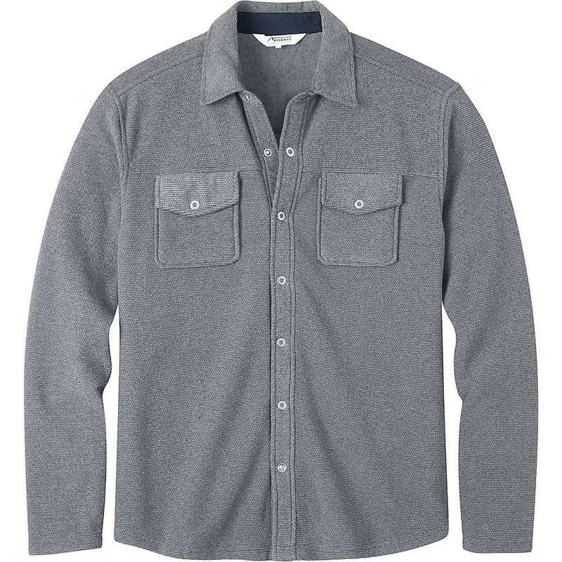 マウンテンカーキス メンズ シャツ トップス Mountain Khakis Men's Pop Top Shirt Gunmetal