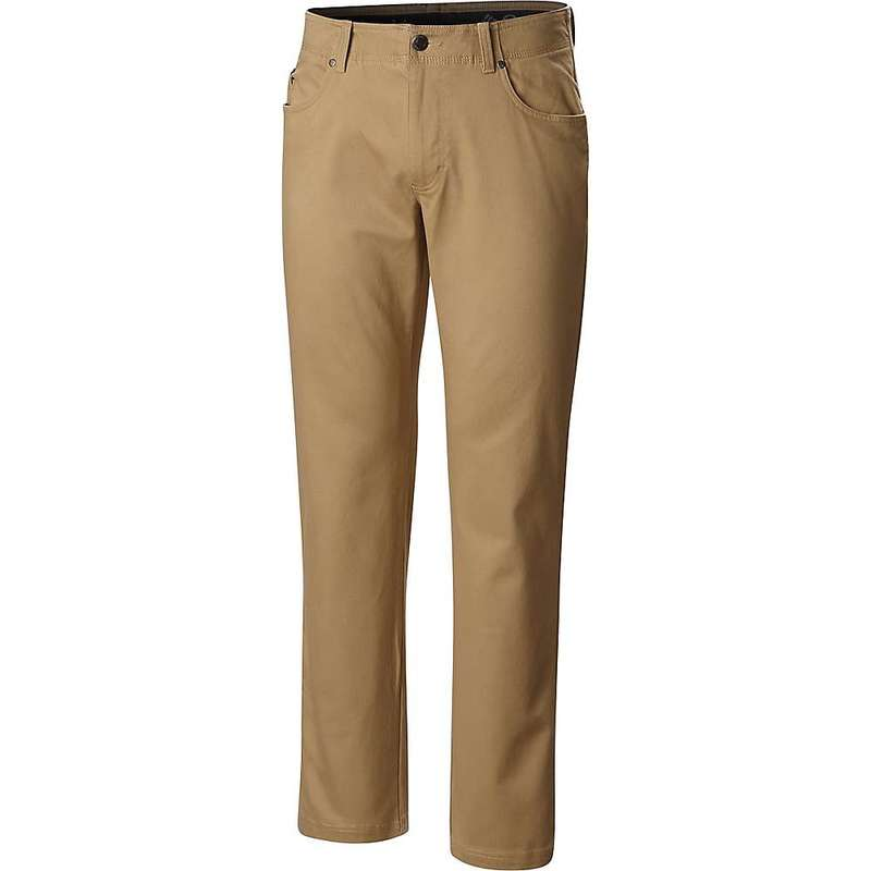 コロンビア メンズ カジュアルパンツ ボトムス Columbia Men's Pilot Peak 5 Pocket Pant Crouton