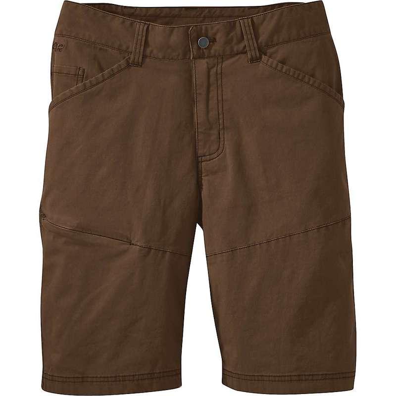 アウトドアリサーチ メンズ ハーフパンツ・ショーツ ボトムス Outdoor Research Men's Wadi Rum Shorts Bark