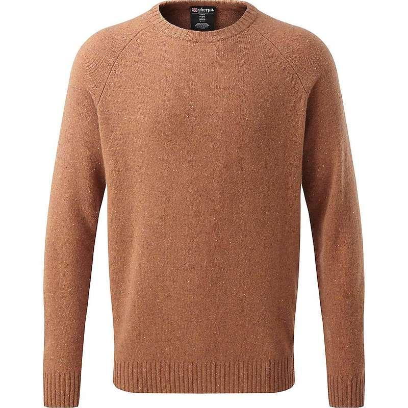 シャーパ メンズ ニット・セーター アウター Sherpa Men's Kangtega Crew Sweater Masala Orange
